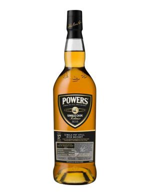 Powers 17 Year Old Single Cask 15856 Single Pot Still 70cl