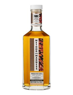 Method & Madness Single Pot Still, Hungarian Oak, 70cl