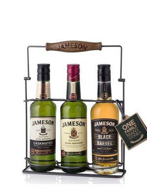 Jameson Wire Pack 3 x 20cl