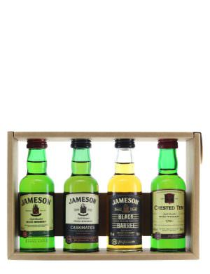 Jameson Family Mini Pack 4 x 50cl
