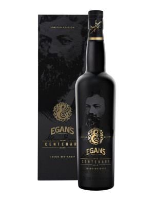 Egan's Centenary Limited Edition Release 70cl