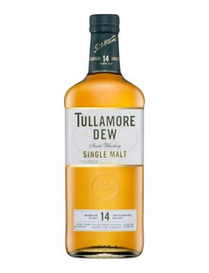 Tullamore D.E.W. Single Malt 14 Year Old 70cl