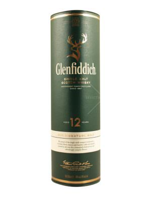 Glenfiddich Pure Malt 12 Year Old 70cl