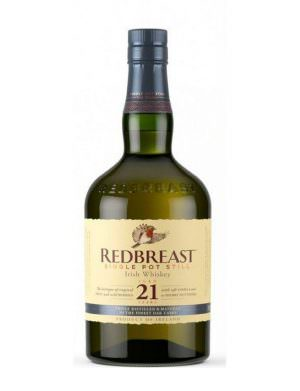 Redbreast 21 Year Old Single Pot 70cl
