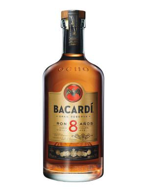 Bacardi Ocho 8 Year Old 70cl
