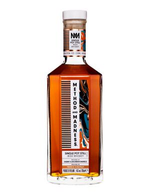 Method and Madness Single Pot Still 70cl