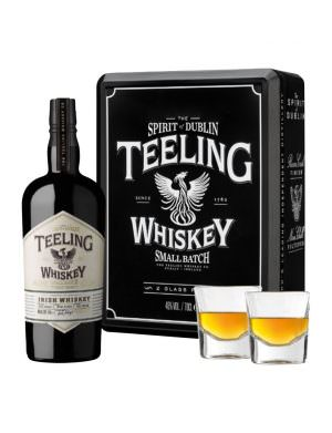 Teelings Small Batch 2 Glass Gift Set