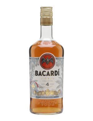 Bacardi Anejo Cuatro 4 Year Old 70cl