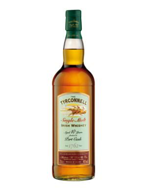 Tyrconnell 10 Year Old Port Cask 70cl