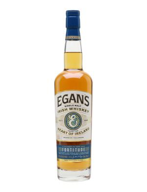 Egan's Fortitude Single Malt 70cl