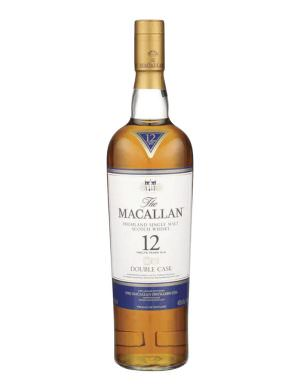 Macallan 12yr Single Malt, Double Cask 70cl