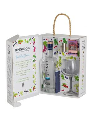 Dingle Gin Gift Set 70cl
