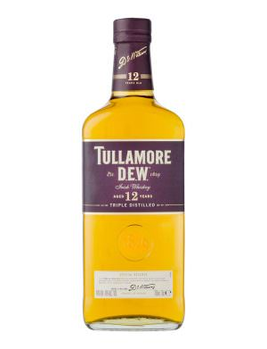 Tullamore D.E.W. 12 Year Old 70cl