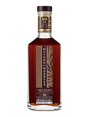 Method & Madness 28 Year Old Port Pipe 70cl
