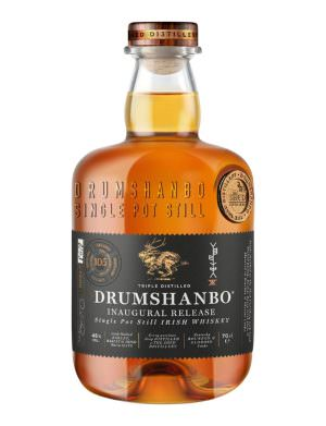 Drumshanbo Inaugural Release Single Pot Still 70cl