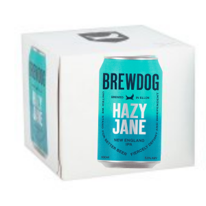 BrewDog - Hazy Jane NEIPA - 4x330ml Can