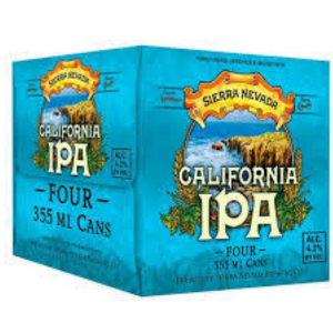 Sierra Nevada - California IPA - 4x355ml Can
