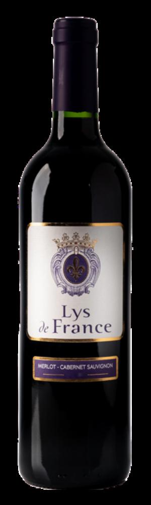 Lys de France Rouge - Merlot & Cabernet Sauvignon