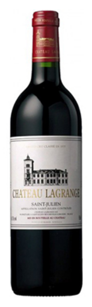 Chateau Lagrange St. Julien 2017