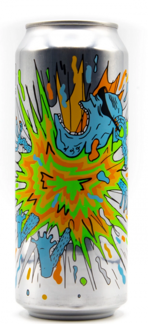 LERVIG - Supersonic 8.5% DDH IPA 500ml