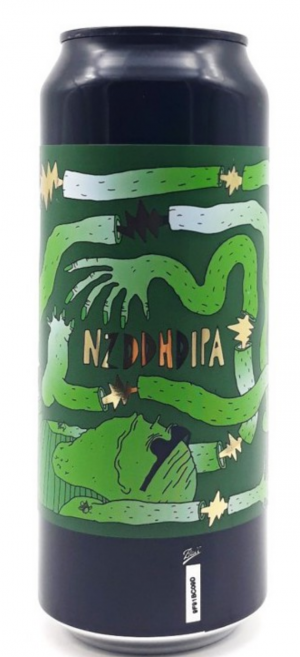 LERVIG - NZ-DDH-DIPA 6.9% 500ml