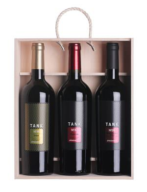 Tank 3 Bottle Pack 75cl