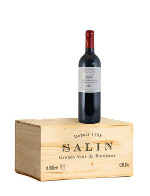 Les Grandes Lannes - St. Emilion 75cl LIMITED 6 Bottles in Wooden Case