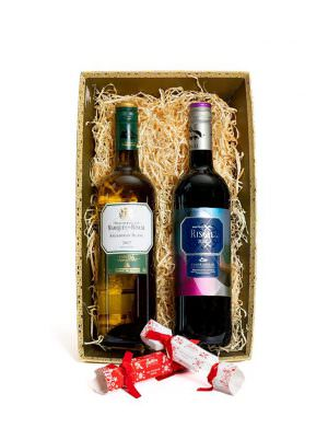 Marques de Riscal Twin Pack 75cl