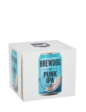 BrewDog - Punk IPA - 4x33cl Cans