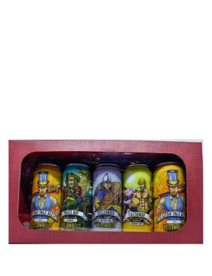Yellowbelly - 5x44cl Can Selection