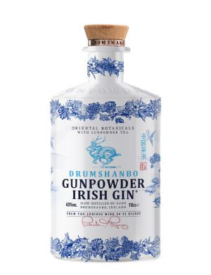 Gunpowder Gin Ceramic Bottle 70cl