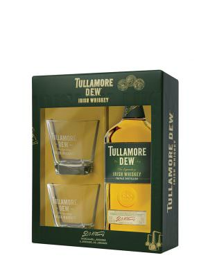 Tullamore Dew 2 Glass Gift Set