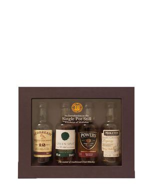 Single Pot Still Collection Minis 4 Pack 4x5cl