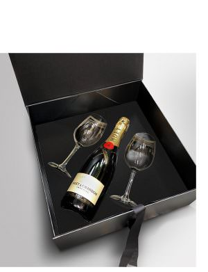 Moet & Chandon OutDoor 75cl Glass Pack