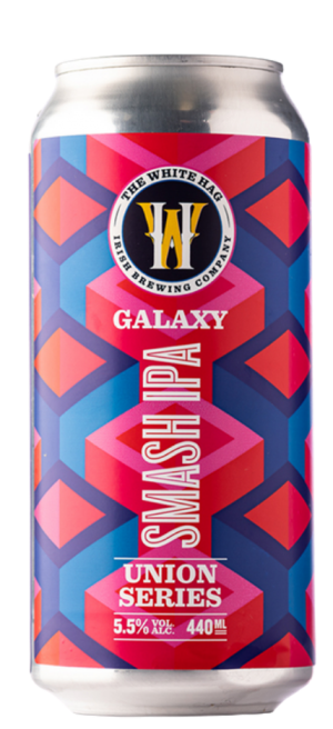 White Hag - Union Series - Smash IPA Galaxy