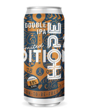 Hope LIMITED EDITION 21 DIPA 44cl Can