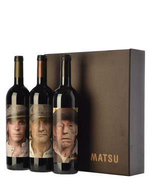 Matsu 3 Bottle Gift Box 75cl