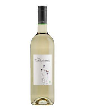Cardounettes Blanc Organic 75cl