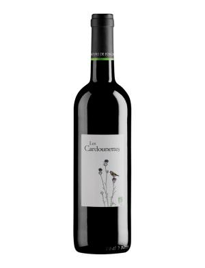 Cardounettes Red Organic 75cl