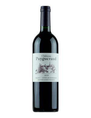 Ch Puygueraud, Cotes De Bordeaux 75cl