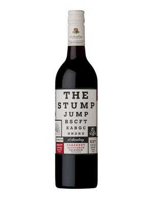 D'Arenberg The Stump Jump Shiraz 75cl