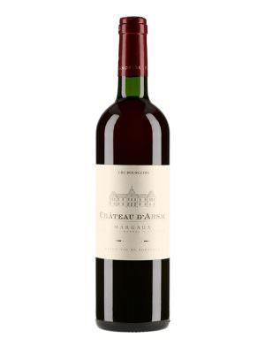 Ch. D'Arsac, 2017 Margaux 75cl