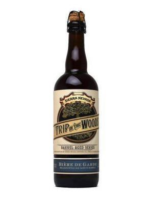 Sierra Nevada, Trip In The Woods Biere De Garde, 75cl Bottle