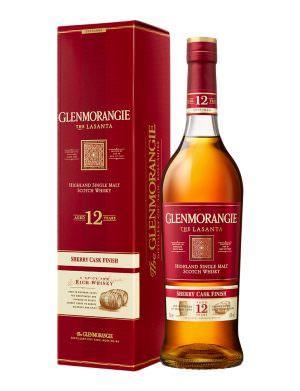 Glenmorangie 12 Year Old Lasanta Sherry 70cl