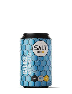 SALT Brewery Calico Gluten Free Pale Ale 33cl Can