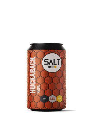 Salt Brewery Huckaback NEIPA 33cl Can