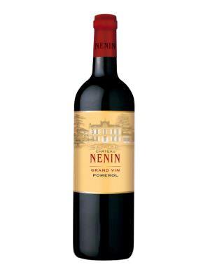 Chateau Nenin Grand Vin Pomerol 2014, 75cl