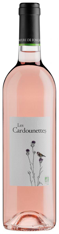Cardounettes Rose Organic 75cl