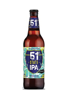 O'Hara's 51st State IPA 50cl Bottle
