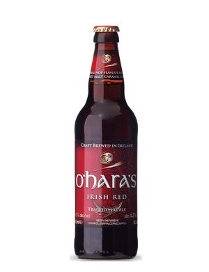 O'Hara's Red Ale 50cl Bottle